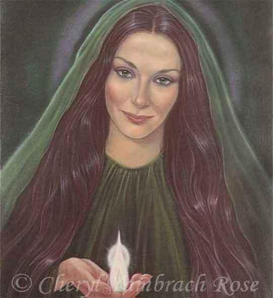 Ascended Master Sarah